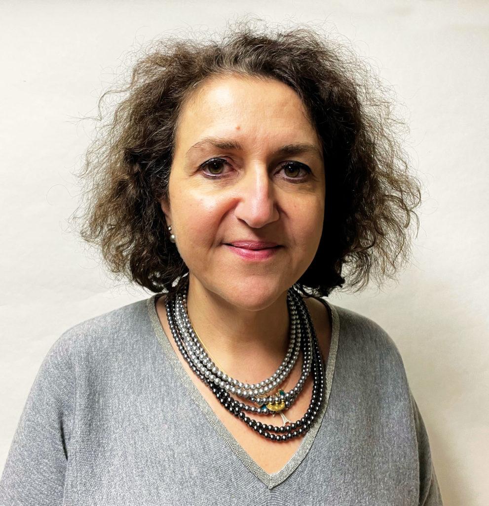 Dr Marilyne Nodarian