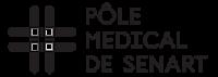 logo noir paysage Pole medical de senart